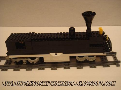 Building Legos with Christ Cool LEGO® Creation - Polar Express Train