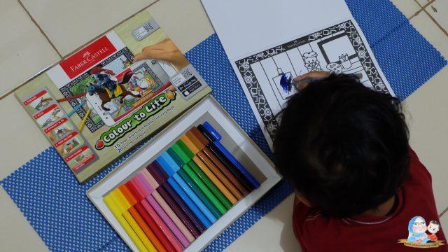 alat mewarnai aman untuk anak