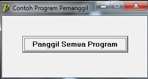 Cara Membuat Program Aplikasi Via Borland Delphi 7