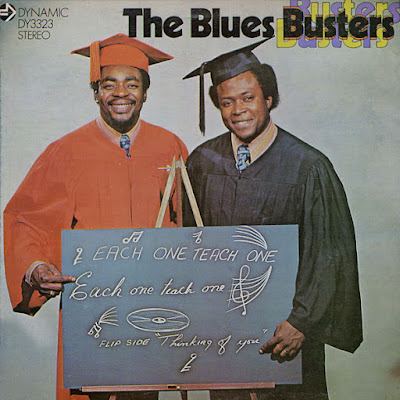 THE BLUES BUSTERS - Each One Teach One (1969)