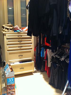 Closet organizingHouston