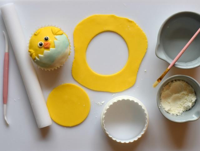 Easter cupcake tutorial