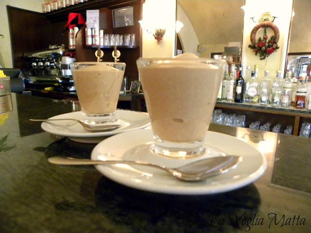 Illycrema al caffè Tommaseo a Trieste