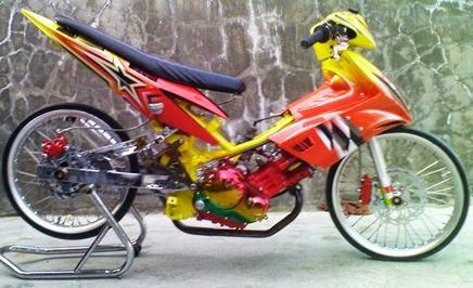 kumpulan motor modifikasi mx