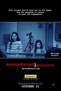 Atividade Paranormal 3 Legendado 2011