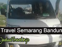 Jadwal GPTrans Travel Semarang Bandung