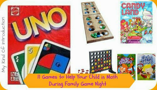 Family Game Night - Educational Games