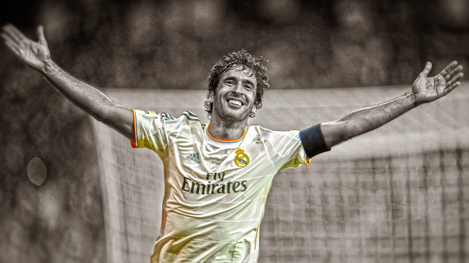 Raul gonzalez wallpaper 2013