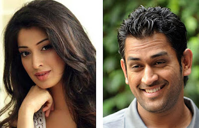 raai lakshmi and dhoni affair