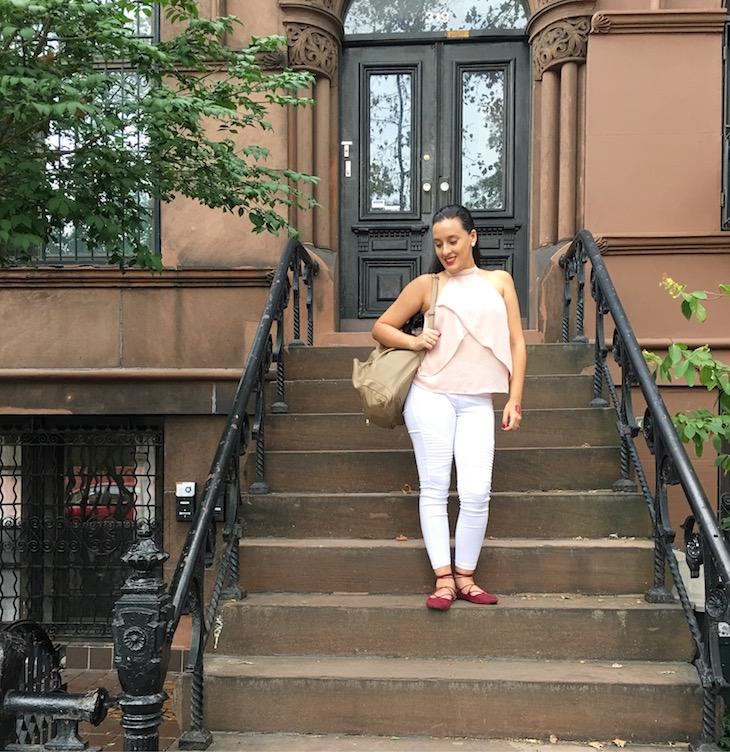 OOTD-Park-Slope-Brooklyn-NY-Vivi-Brizuela-PinkOrchidMakeup