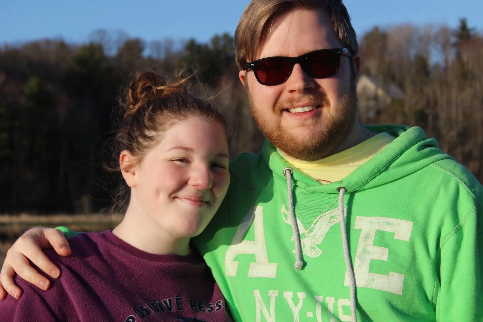 Noah and Amanda