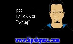 RPP Akhlaq | RPP PAI Kelas XI