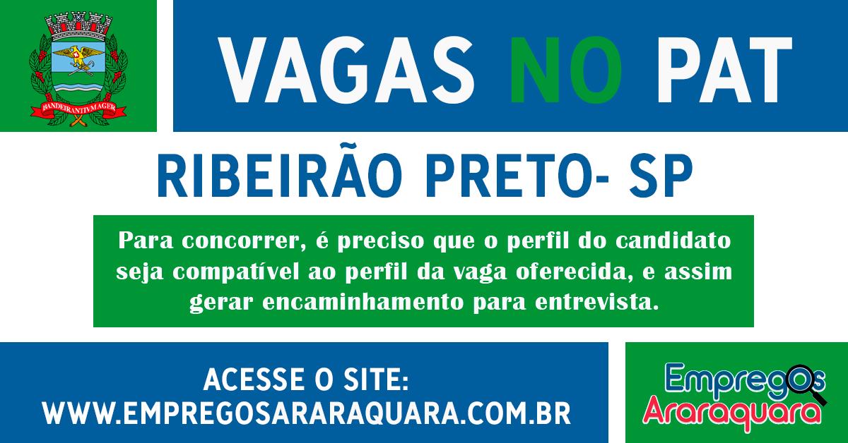 PAT RIBEIRÃO PRETO