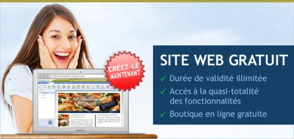 site web gratuit , avoir un site web gratuit , avoir un site web sans programmer ,créer un site web sans programmer , Transformer un blog en site web ,
