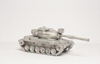 MDV45  M60A1, 105mm