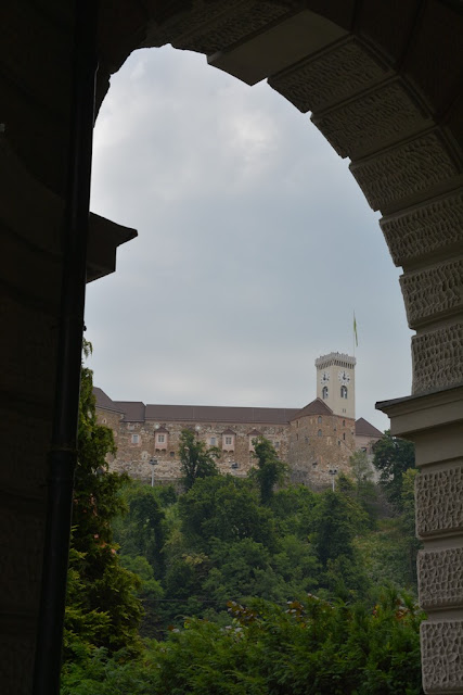 Univrsity of Slovenia castle