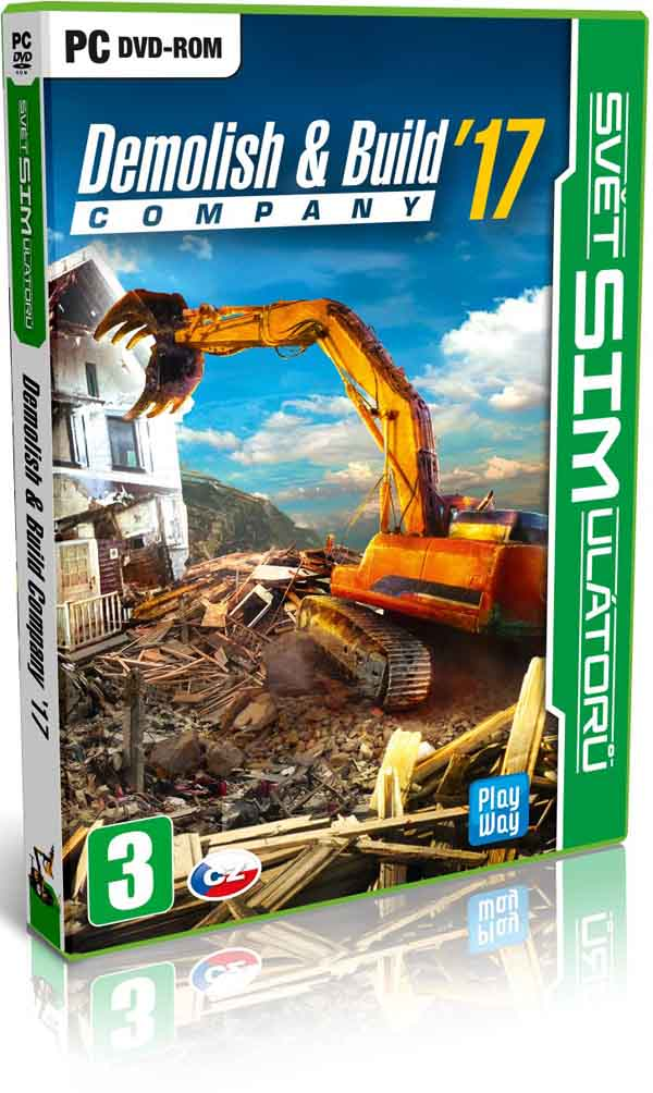 Demolish and Build Comany 17 Download Cover Free Game