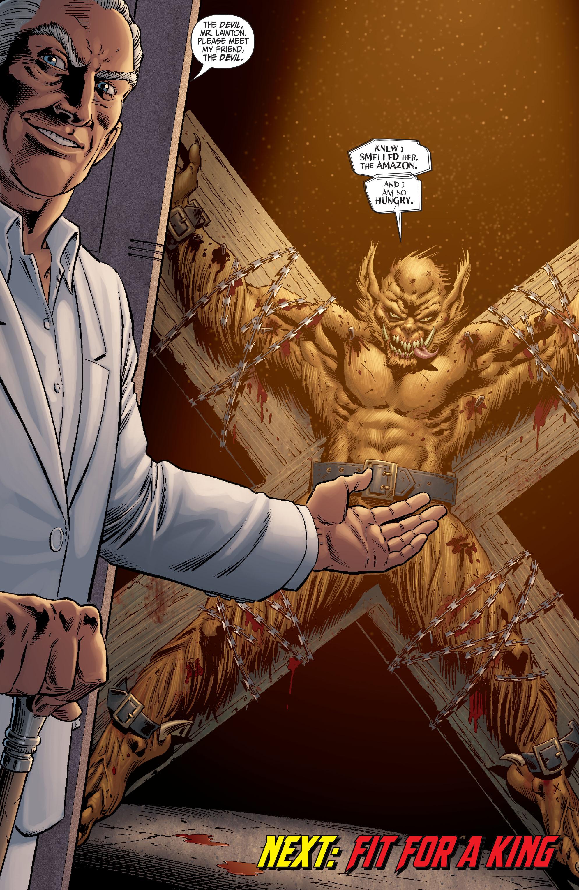 Read online Secret Six (2008) comic -  Issue #12 - 23