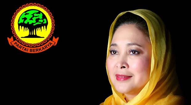 Titiek Soeharto: Tahun Politik, Mari Jaga Persaudaraan