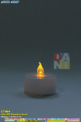 Lilin LED Flameless Kecil