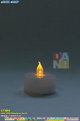 Lilin LED Flameless Kecil