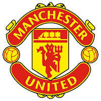 Logo klub sepakbola Manchester United