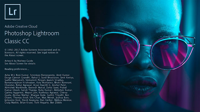 Photoshop Lightroom Classic CC 2018