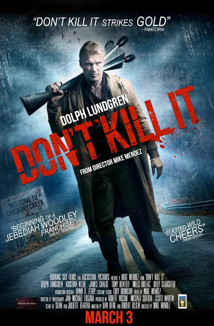 Don't Kill It (2016) Movie - Sinopsis