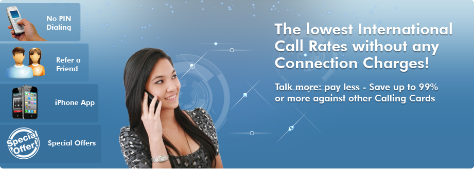 Calling India from USA-Canada: Use International Calling Services to