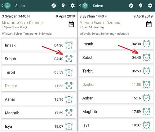 Cara Mengaktifkan Suara Adzan Otomatis di Android pada Waktu Sholat