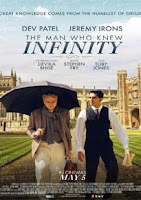 The Man Who Knew Infinity Movie Review