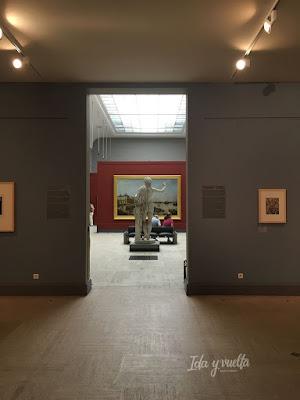 Qué ver Burdeos Museo Bellas Artes