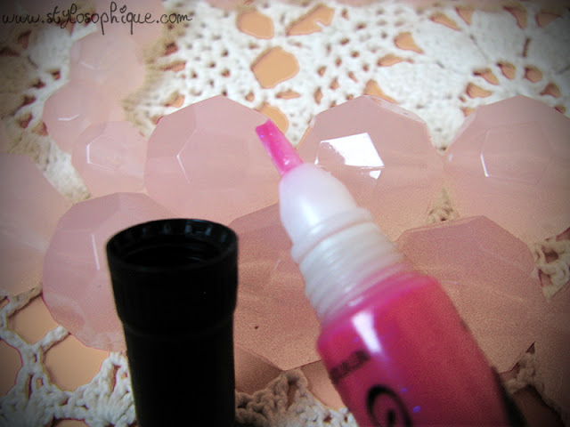 NYX Sheer Gloss 09 Fabulous