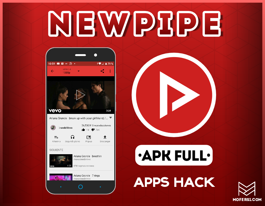 NewPipe PREMIUM Apk v0 15 1 for Android Download [2019] | NewPipe