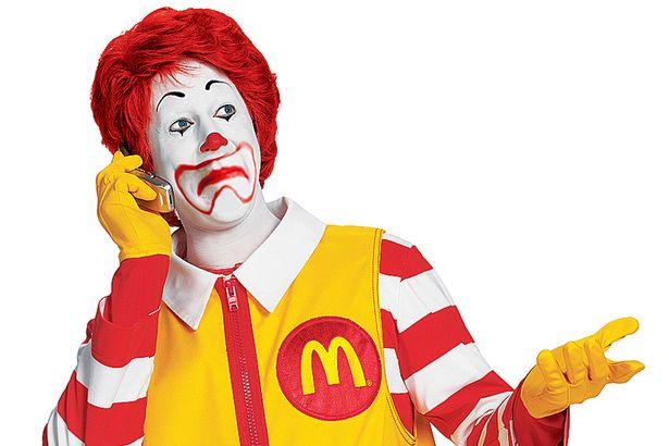 Ronald tidak menjadi fighter dalam Super Mario Bros. Ultimate