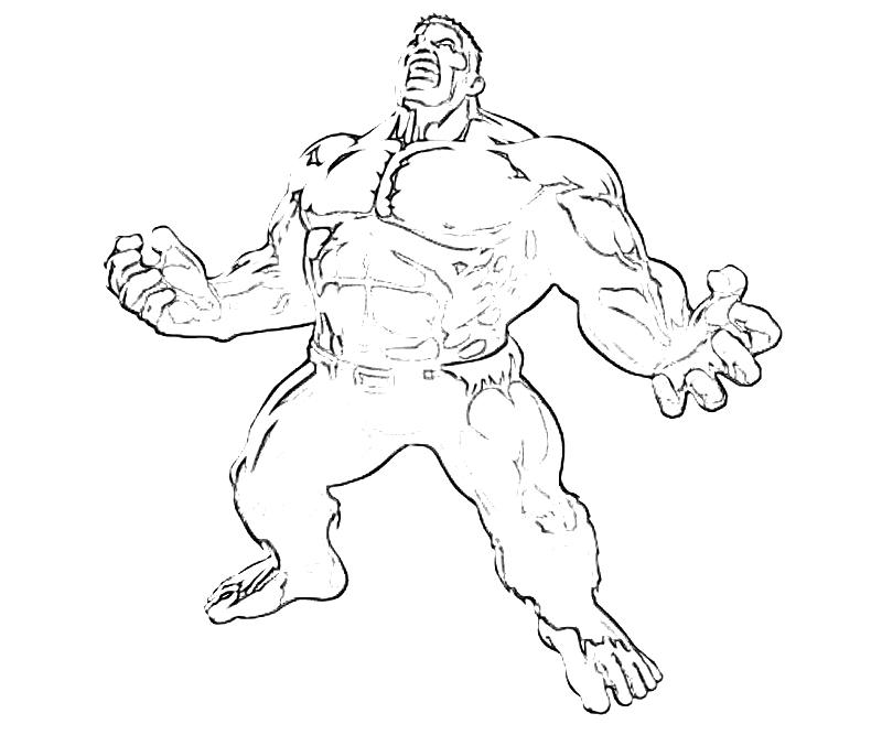 red hulk coloring pages - the hulk vs red hulk marvel coloring pages coloring pages