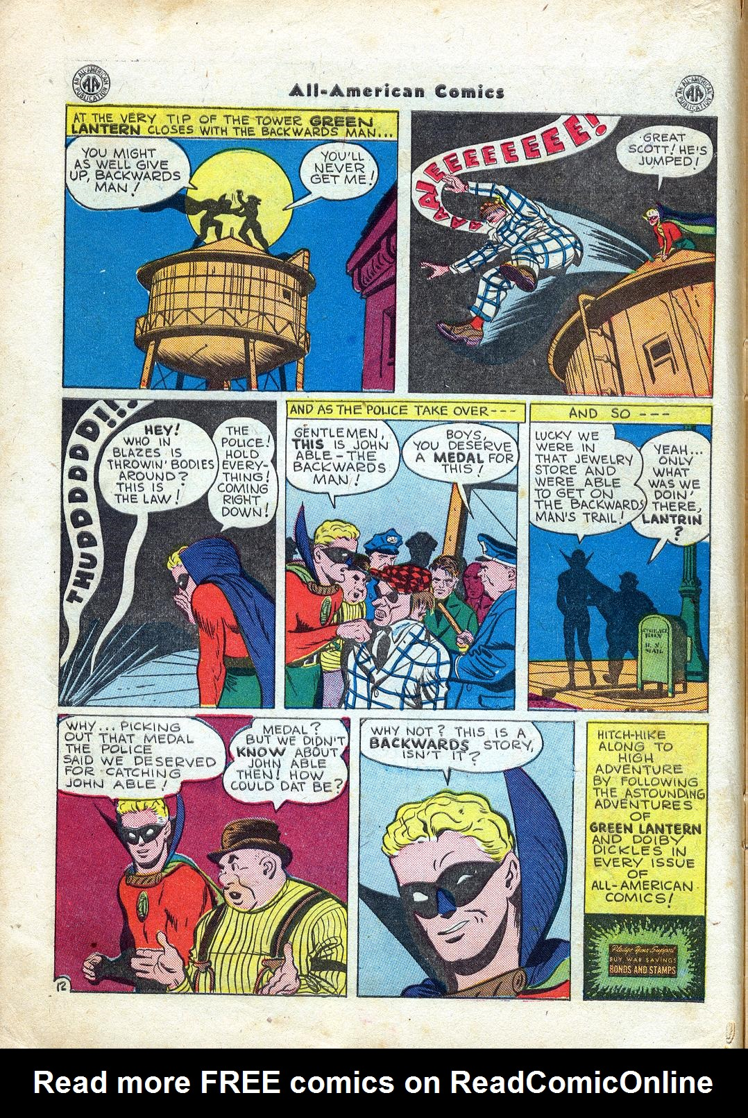 Read online All-American Comics (1939) comic -  Issue #69 - 15