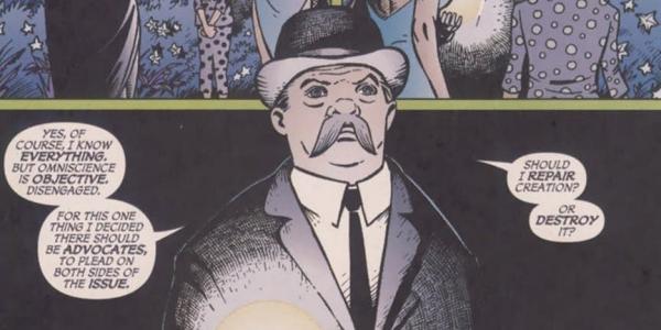 5 Karakter Paling  Kuat di DC Comic, Superman Bukan Apa-apa