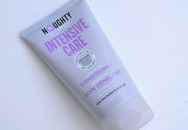 Noughty To The Rescue Hair Care Review