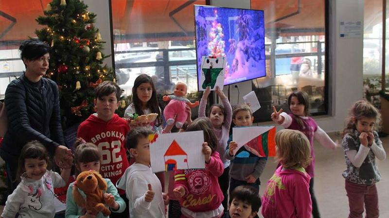 Συνεχίζονται τα εορταστικά δημιουργικά εργαστήρια για παιδιά στο Ιστορικό Μουσείο Αλεξανδρούπολης