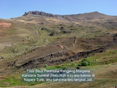 Rundayan Kangjeng Margana Kancana Sumirat (Nabi Noh a.s)