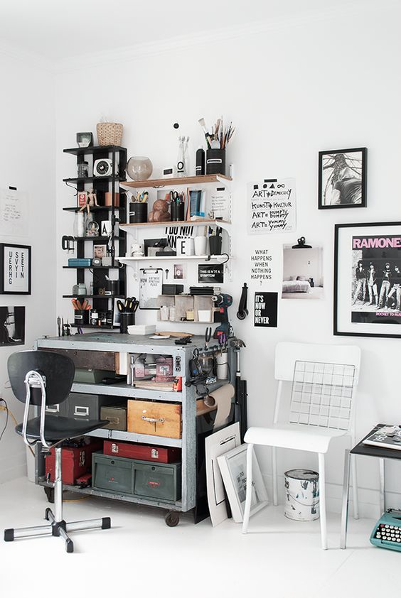 Pinterest Office Spaces