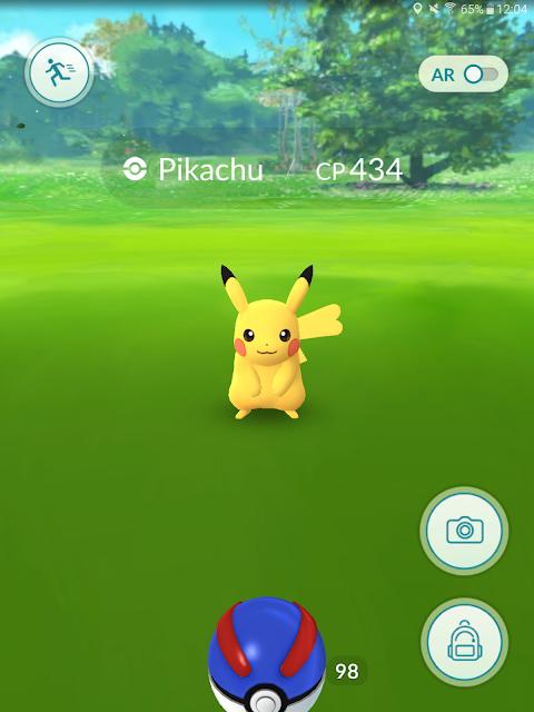 ¡Ya están los géneros en Pokémon GO!, ¡mira este pikachu hembra!