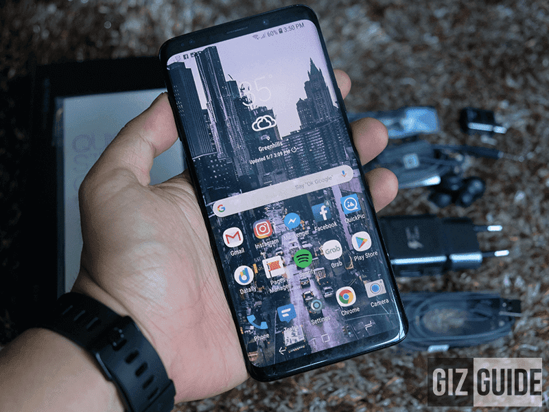 Samsung Galaxy S9+ Review - Almost Perfect!