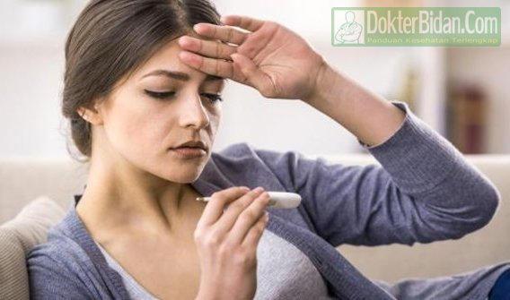 Demam Panas - Penyebab, Gejala, Obat, Pencegahan dan Cara Menanganinya