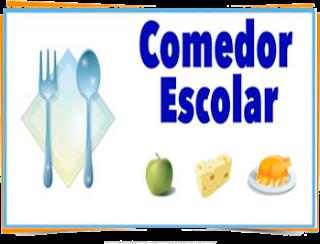 AYUDAS PARA COMEDOR ESCOLAR ~ Colegio Mater Purissima