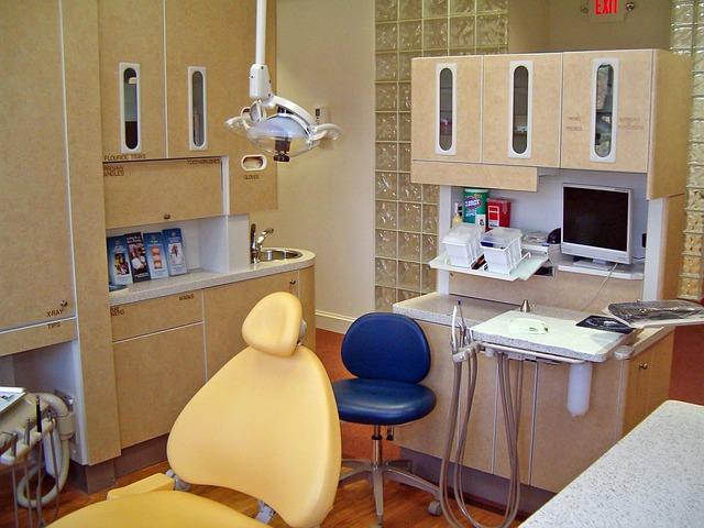 Cabinet dentaire, la santé à Kyoto, Japon