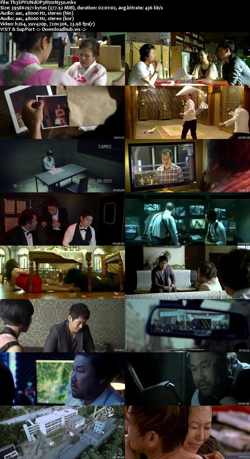 The Spy Undercover Operation 2013 Hindi