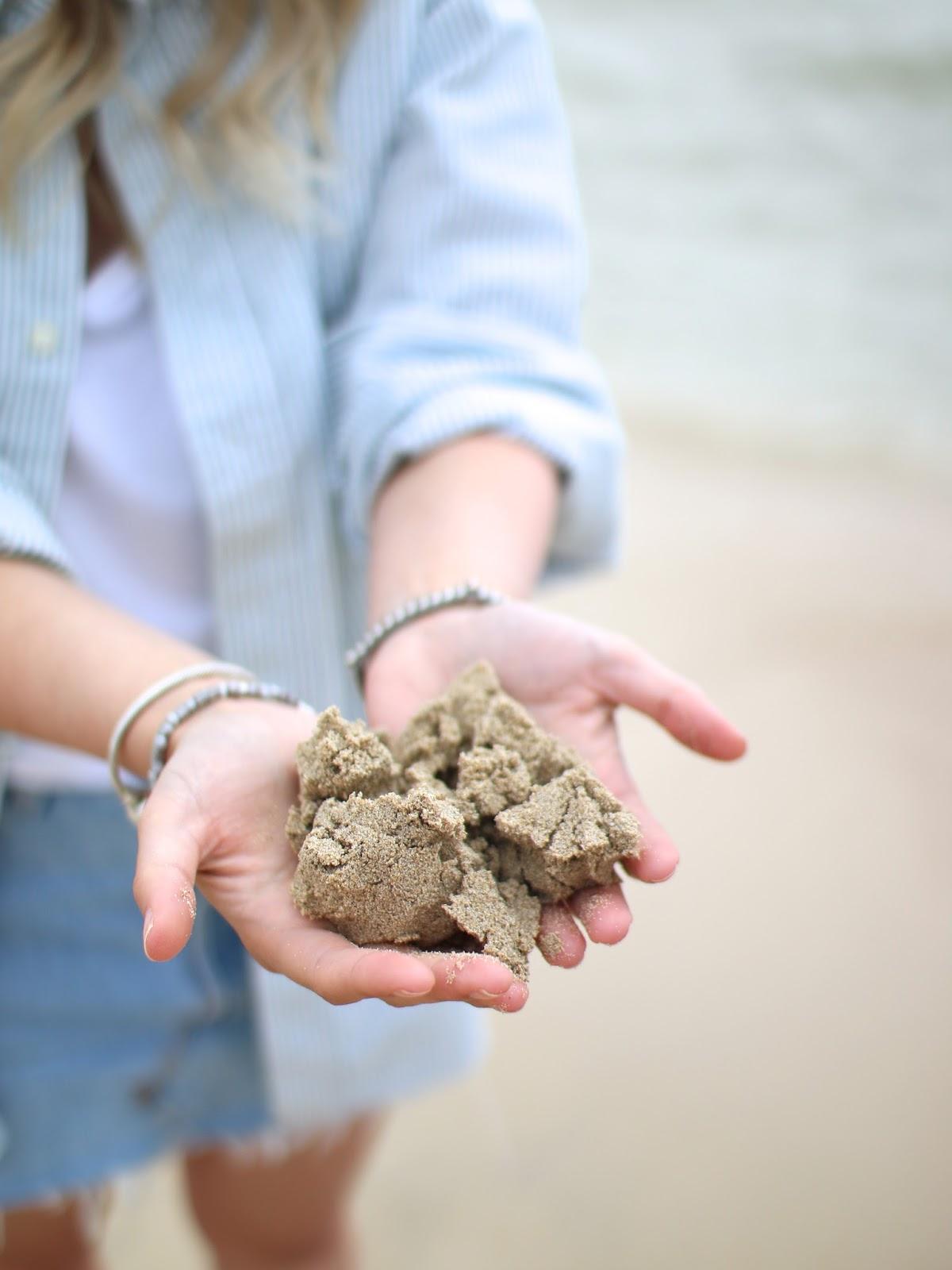 powder sand in spain