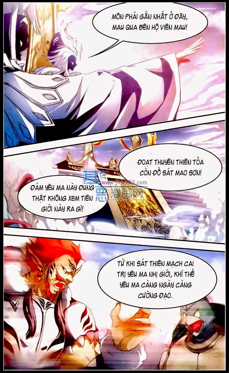 Hoa Thiên Cốt - Chap 21